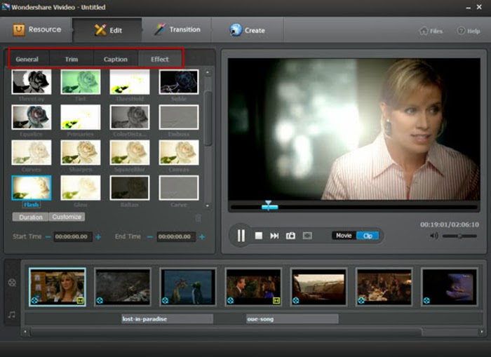 free  software video editing full version